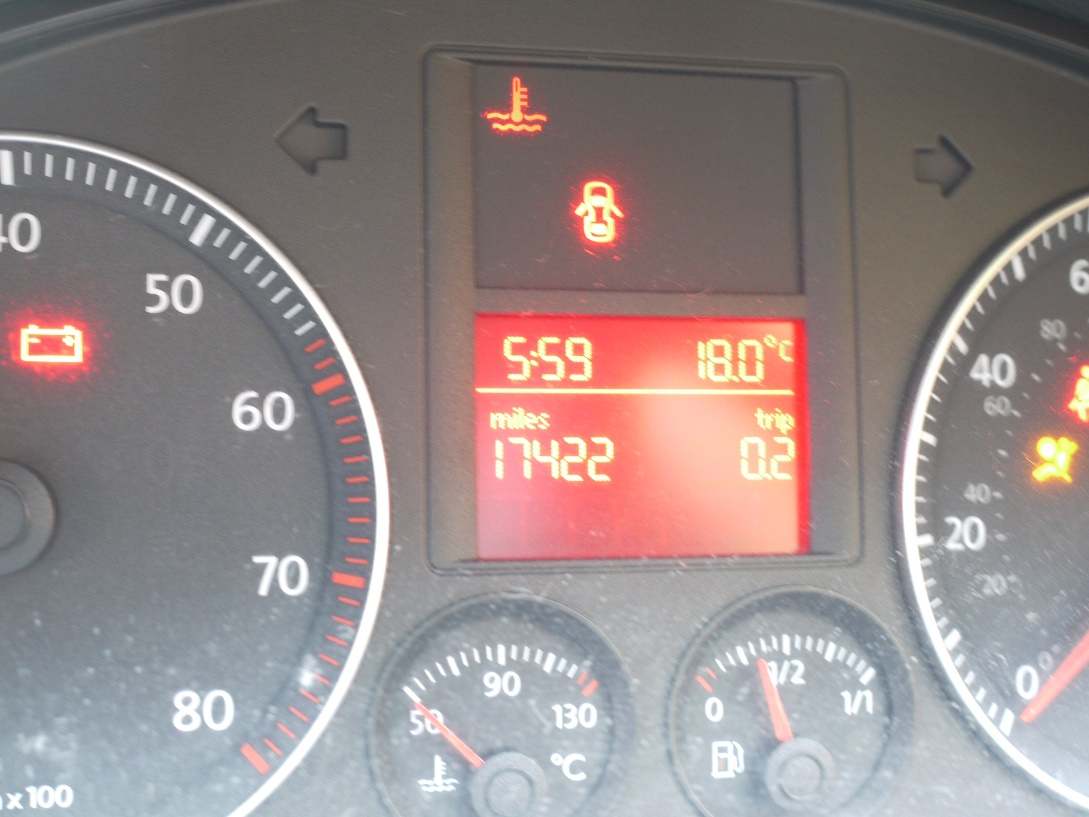 SuperVAG Mileage Correction
